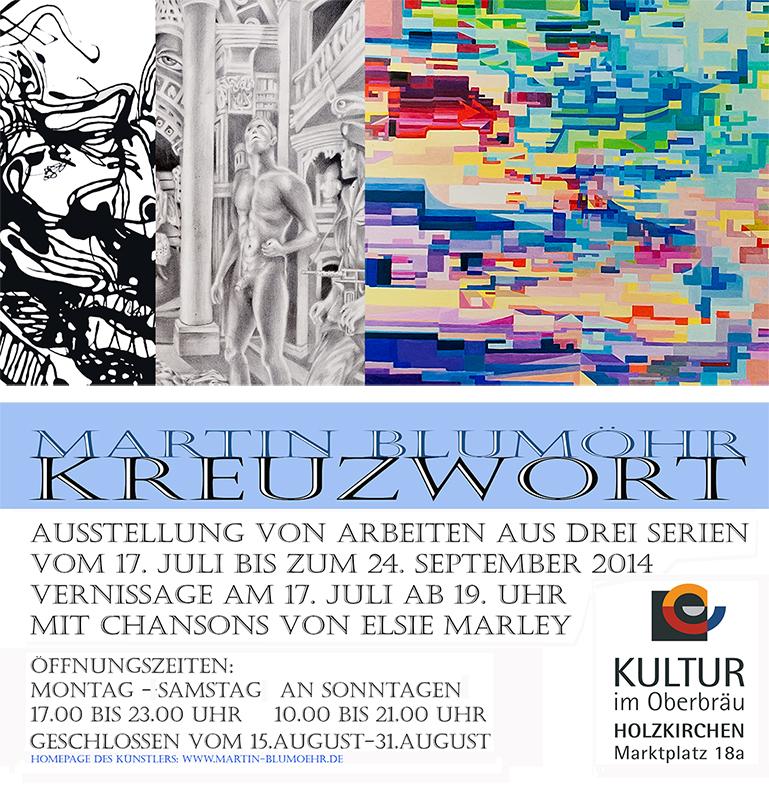 MB Ausstellung Kreuzwort